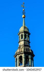Rosenborg Castle, is a renaissance castle located in Copenhagen, Denmark.
