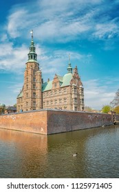 Rosenborg Castle is a renaissance castle located in Copenhagen, Denmark. The castle was originally built as a country summerhouse in 1606.