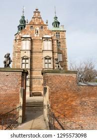 Rosenborg Castle is a renaissance castle located in Copenhagen, Denmark. The castle was originally built as a country summerhouse in 1606.