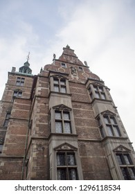 Rosenborg Castle. This is a renaissance castle, originally built as a country summerhouse in 1606.