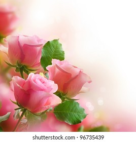 Roses Art Design