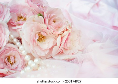 Pearls And Rose Images, Stock Photos & Vectors | Shutterstock