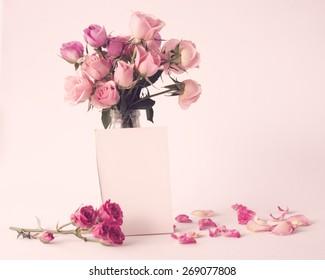 Roses, Peonies