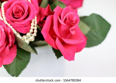 Roses With Petals