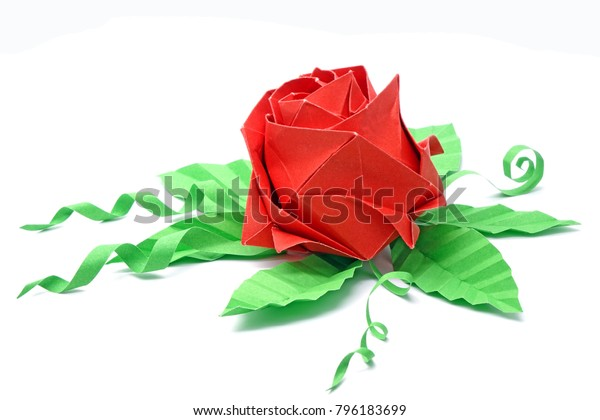 Origami Rose / Kawasaki Roseleaf (Toshikazu Kawasaki) - YouTube | 420x600