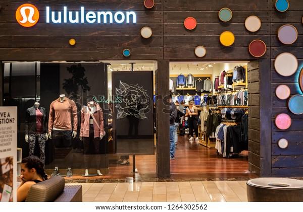 lululemon galleria