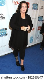 Rosie O'Donnell at Night of Too Many Stars - An Overbooked Benefit for Autism Education, Beacon Theater, New York, NY, April 13, 2008