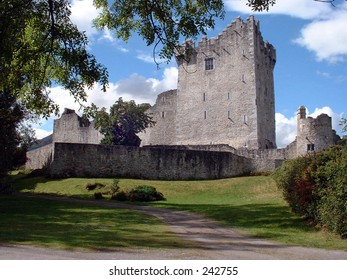 Ross Castle, Cork, Ireland
