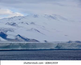 Ross Ice Shelf Cape Crozier