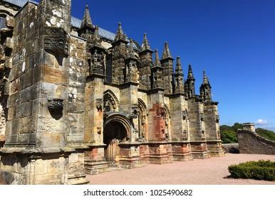 Rosslyn Chapel South Scotland
