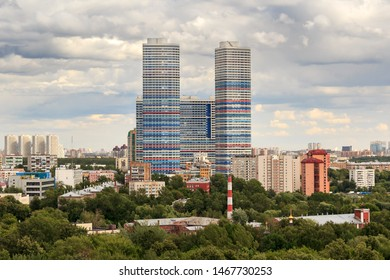 Rostokino District is administrative raion in North-Eastern Administrative Okrug of Moscow. It is located on  banks of Yauza River and borders with Yaroslavsky, Sviblovo and Ostankinsky District