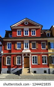 Rotes Haus Bad Windsheim is a city in Bavaria Germany