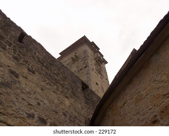 Rothenburg Castle Wall
