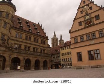 Rothenburg Square