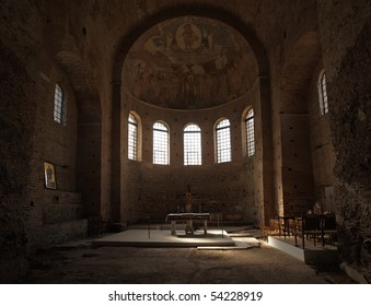 Rotonda monument, ex church, Thessaloniki, Greece