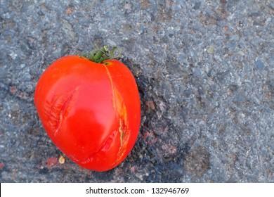 Rotten tomato images stock photos vectors shutterstock rotten tomato ccuart Gallery