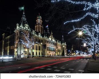 Rotterdam City town hall