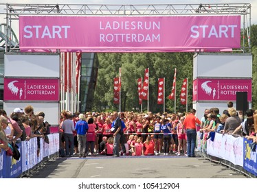 0932f9bea18ded ROTTERDAM NETHERLANDS JUNE 10 2012 Women Stock Photo (Edit Now ...