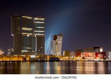 Rotterdam south, Kop van Zuid