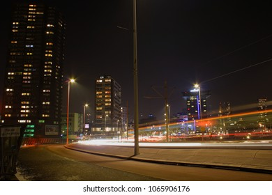 Rotterdam/Holland   03.03.2018 :  city scapes