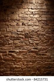 rough Brick Wall full frame