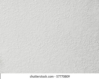 rough cement wall of house