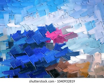 Rough and colorful background