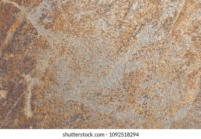 Rough colourful sand stone close up for texture, background use