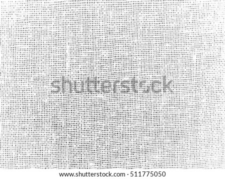 Rough Cotton Fabric Background Texture High Stock Photo Edit Now