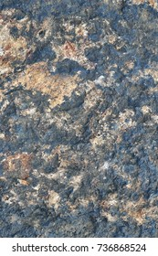 Rough cracked stone texture