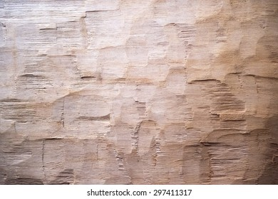 rough cut wood background