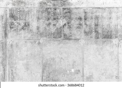 Rough gray concrete wall, background photo texture