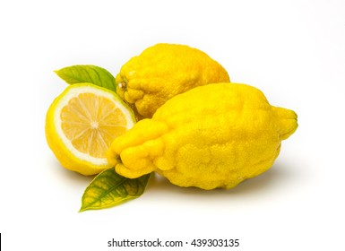 Rough lemon (Citrus jambhiri Lush.) is the fruit and the tree of a citrus hybrid related to the citron and the lemon.