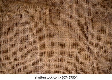 Rough, old and dirty fabric background