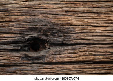 Rough and old wooden texture