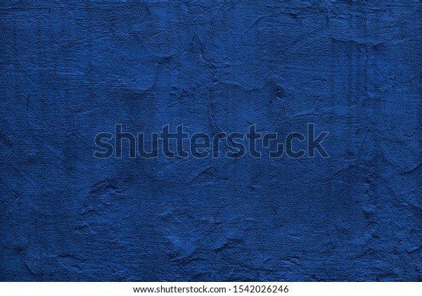 rough painted plaster wall for background