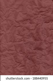 Rough paper texture red wine color