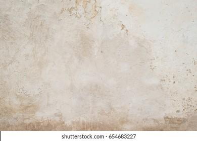 Rough plaster wall background, grunge texture
