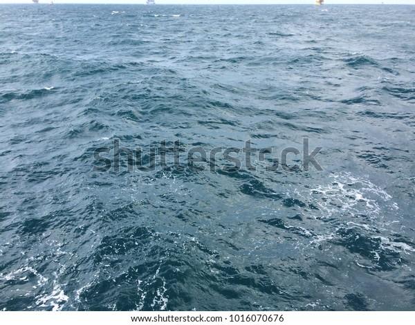 rough sea hd desktop wallpaper 600w 1016070676