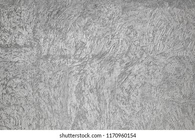 Rough Texture of Concrete Wall Construction
