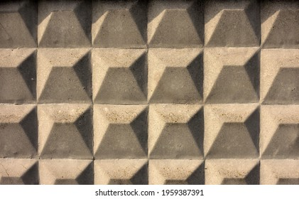 Rough texture of the stone. Gray shabby background. Vintage grunge background.