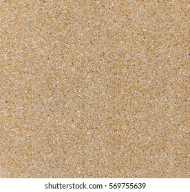 Rough texture surface of exposed aggregate finish, ground stone washed floor, made of small sand stone mixed