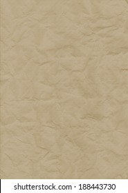 Rough texture of umber canvas