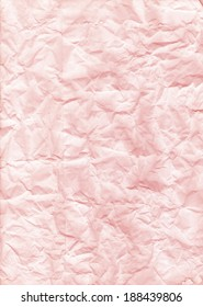 Rough textured pink paper
