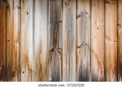 Rough Textured Wood Panel Background with Black, White, and Brown Colors and Grungy Finish
