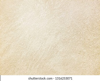 Rough wall painted beige background and texture