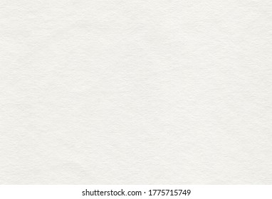 Rough white watercolor paper background. Extra large highly detailed image.