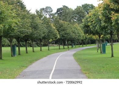 Rouken Glen Park - Giffnock - Scotland
