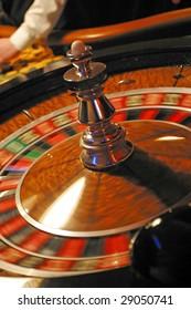 roulette in a casino