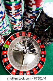 Roulette & Chips